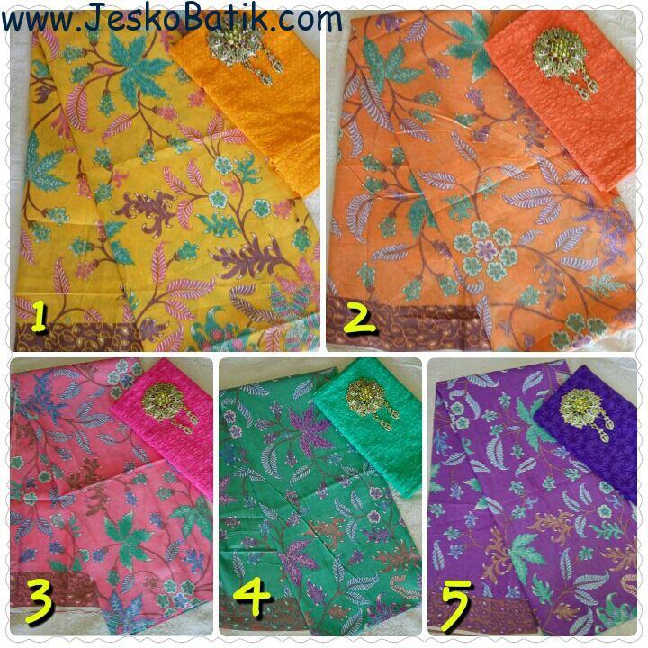 kain batik soft print dan kain embos untuk seragam batik atau baju hem kemerja blouse atau blus batik wanita