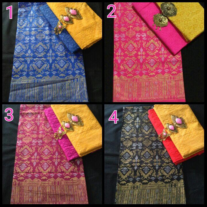 kombinasi kain batik prodo kain embos batik pekalongan