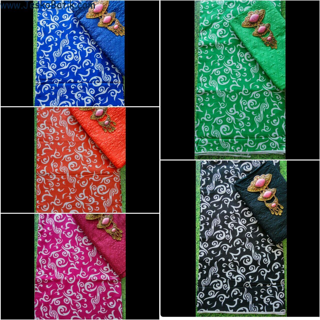 kain batik pekalongan dan kain embos batik murah berkualitas paket kain batik seragam batik