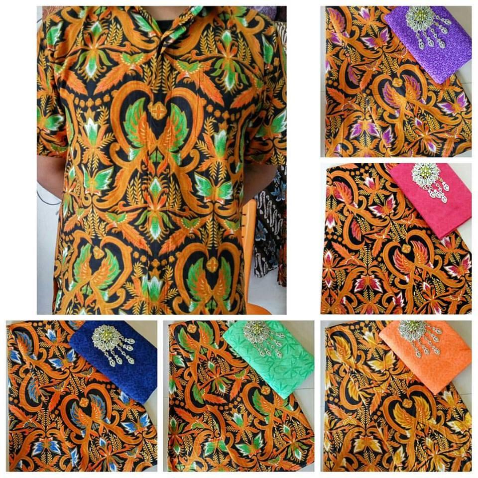kain batik motif iwan tirta