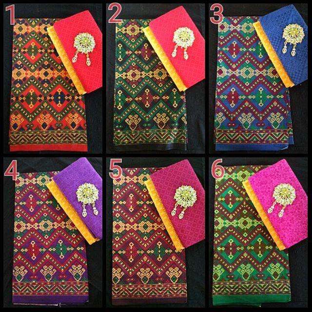 Kombinasi Kain Batik Prodo dan Kain Batik Embos KA3.4