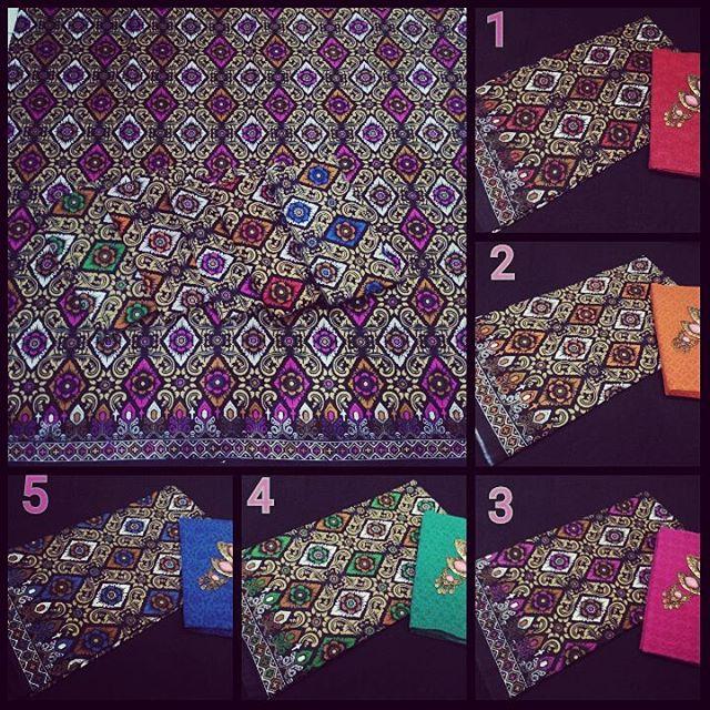 kain batik pekalongan motif batik songket