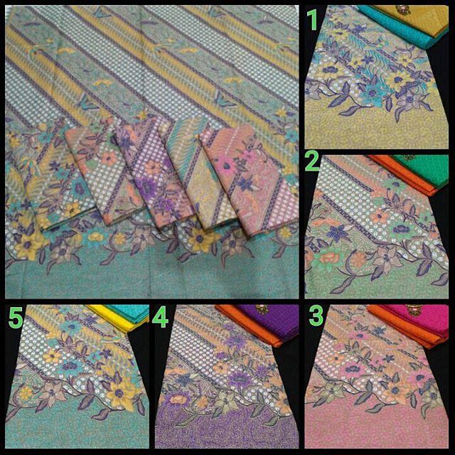 kain batik pekalongan kain soft motif hokokai