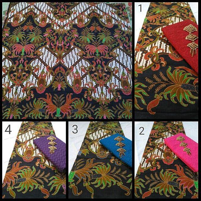 kain batik pekalongan batik printing motif batik tulis