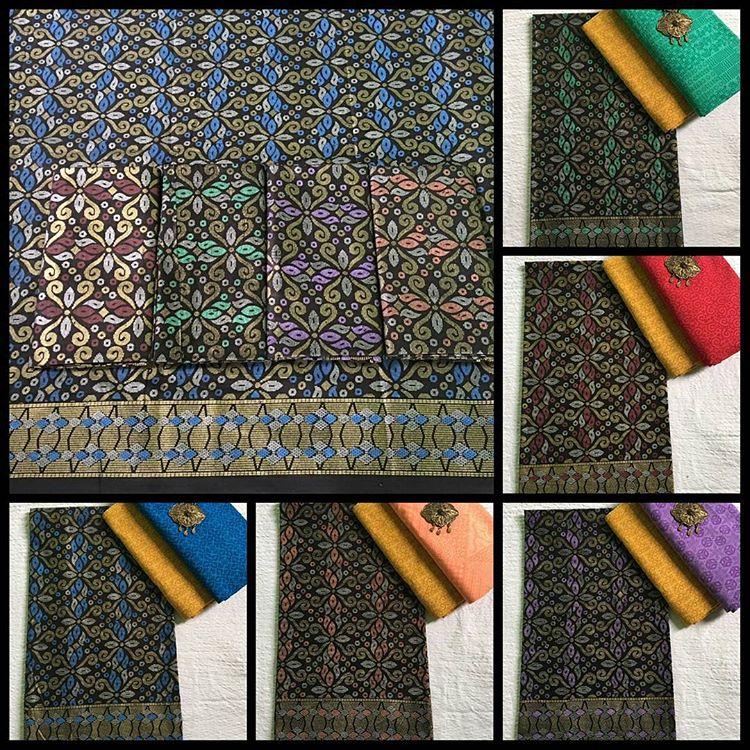 Kain Batik Pekalongan – Batik Prodo dan Kain Batik Embos KA3.7