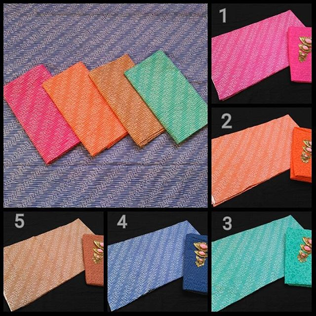 kain batik pekalongan motif seno lembut kombinasi kain embos