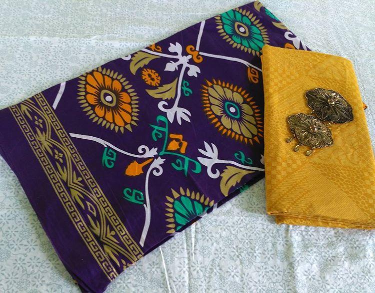 Kain Batik Pekalongan – Batik Prodo dan Kain Batik Embos KA3.6