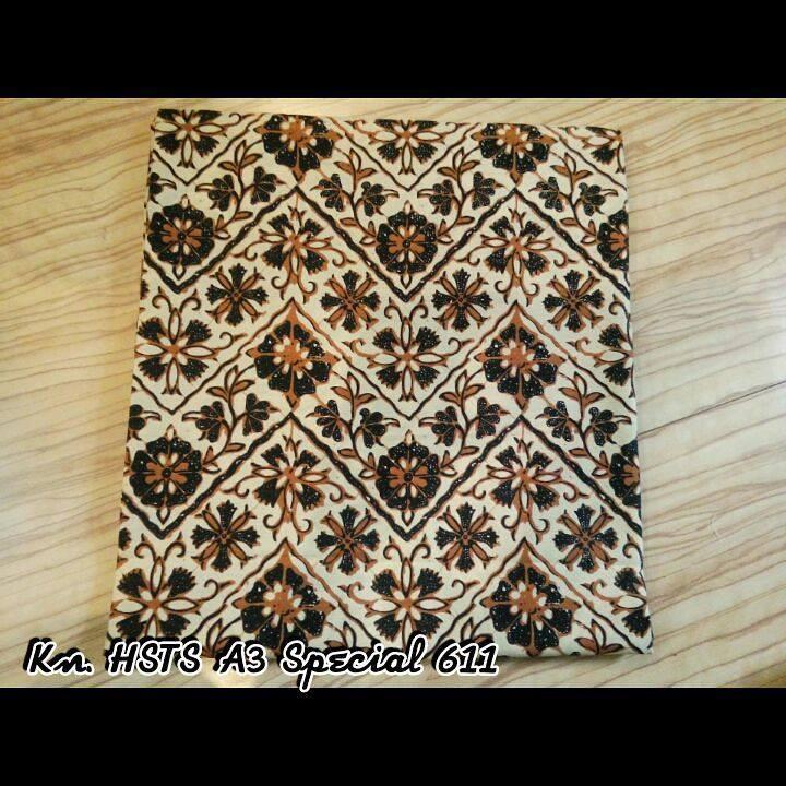 Kain Batik Pekalongan Untuk Seragam Batik