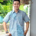 Batik Pekalongan – Hem Batik Cap Motif Klasik (tersedia beberapa pilihan motif dan warna)