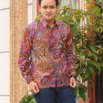 Batik Pekalongan – Kemeja Batik Lengan Panjang Print Motif Semi Tulis