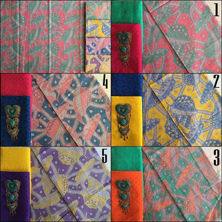 kain batik soft