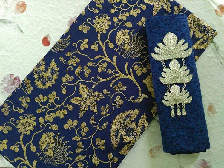 kain batik prada