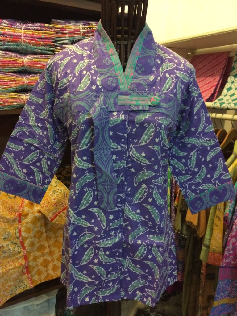 Blouse Batik Cap – Batik Pekalongan – B82