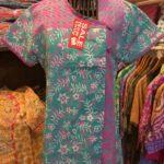 Blus Batik Wanita Lengan Pendek – B85