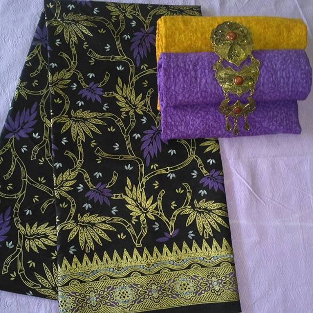 kain batik prada pekalongan