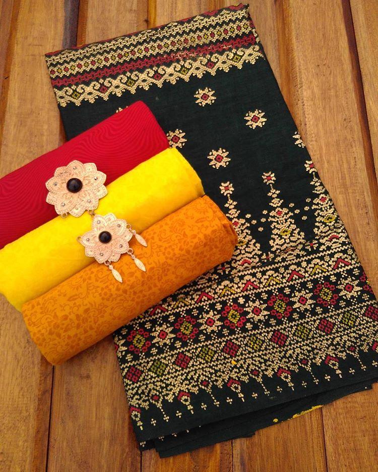 kain batik prada anjani