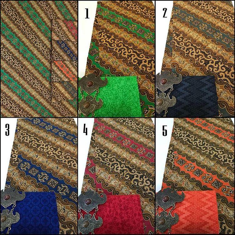 kain batik motif parang