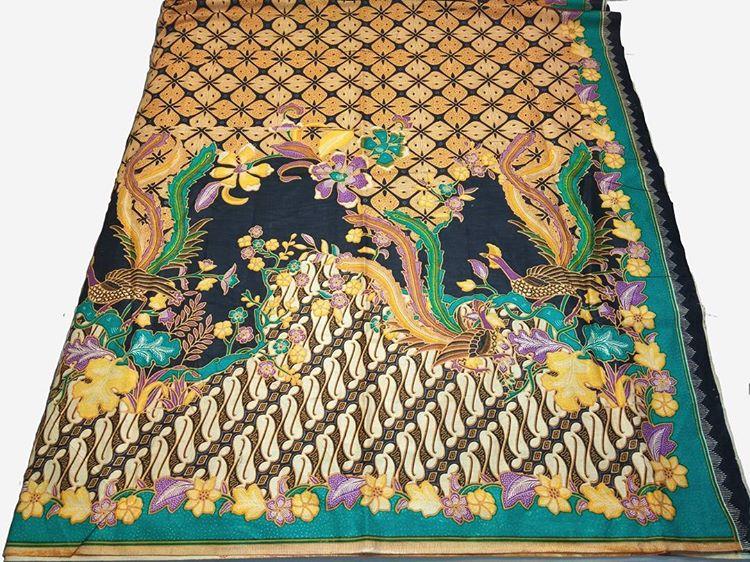 kain batik motif klasik