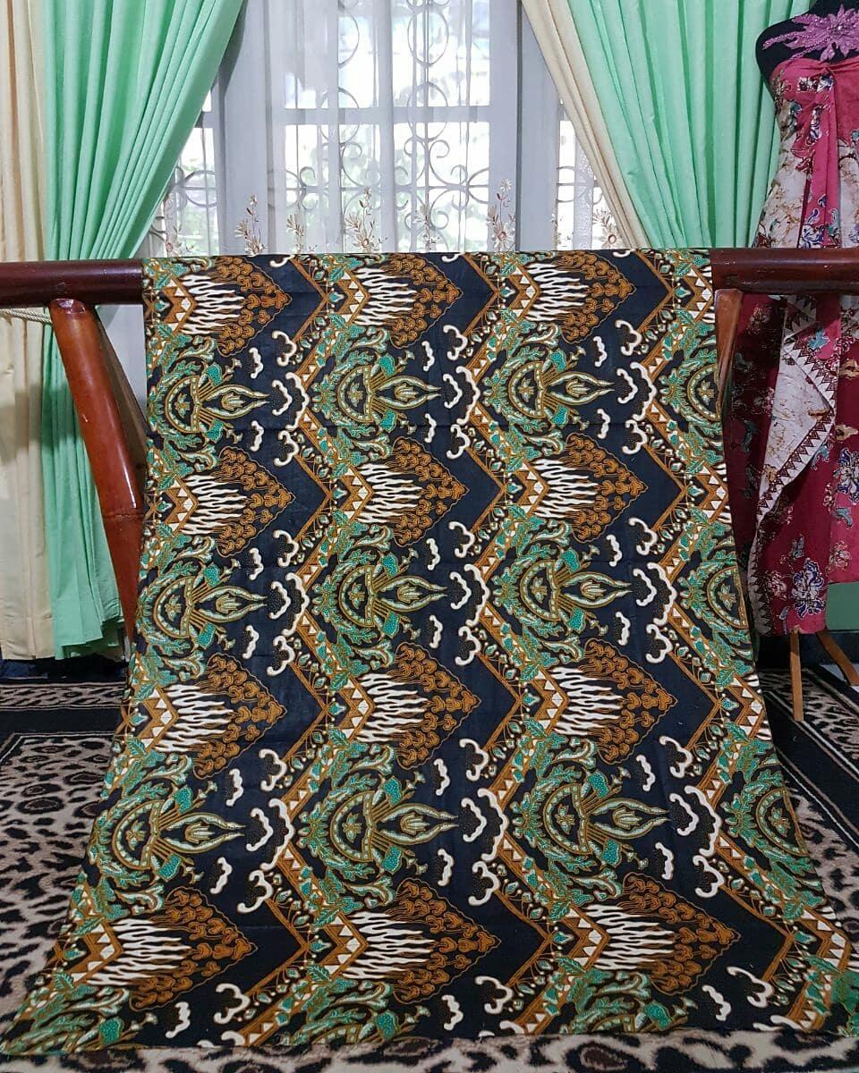 kain batik pekalongan motif terbaru