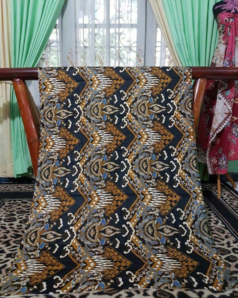 Kain Batik Pekalongan – Jual Kain Batik Katun Kombinasi  – 2018-P2.4