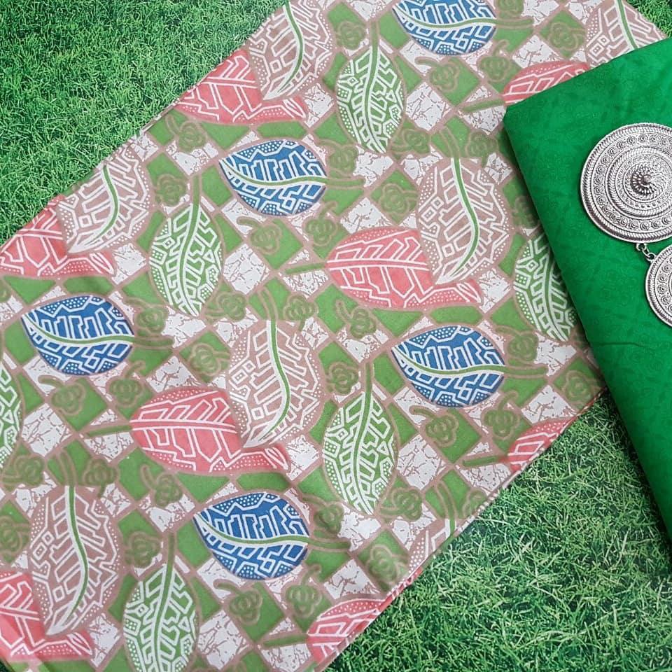 jual kain batik untuk seragam murah