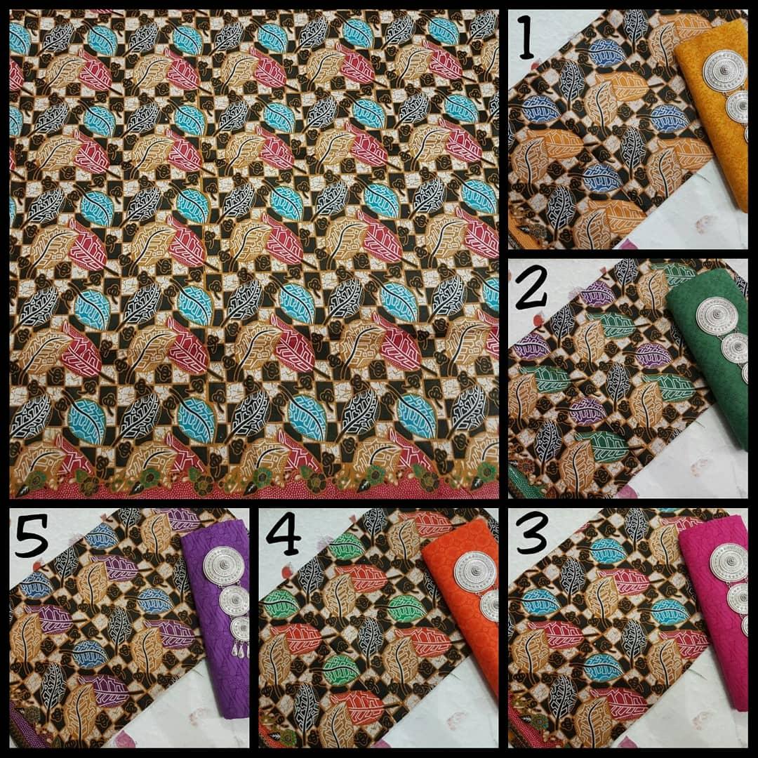 koleksi lengkap motif batik pekalongan