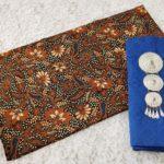 Kain Batik Pekalongan – Pilihan Warna Batik Motif Sogan Bahan Katun – P2-1