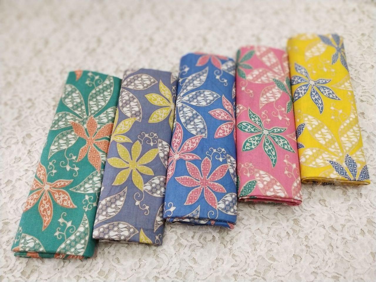 kain batik pekalongan motif dan warna pilihan