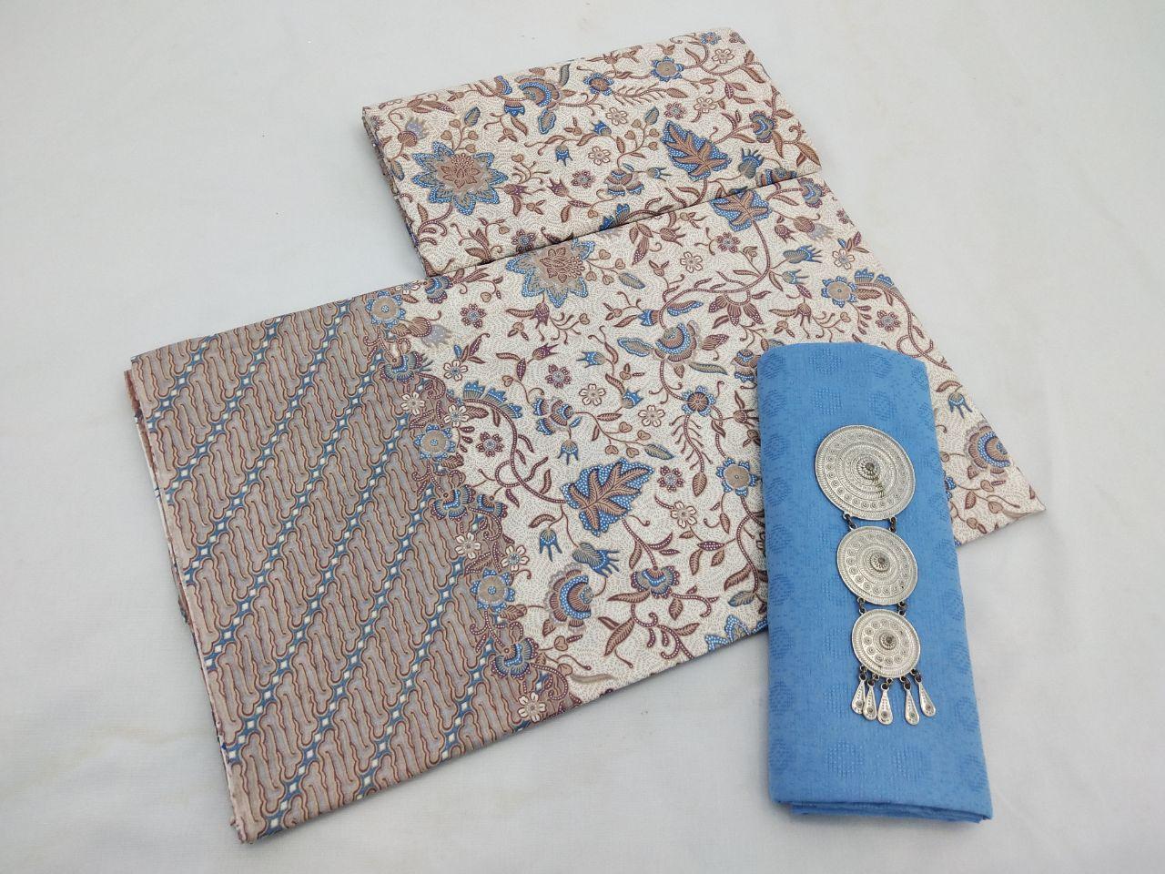 batik motif bunga harga murah
