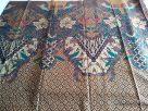 jual kain batik murah warna sogan untuk seragam