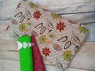 kain batik pekalongan motif ruas daun harga murah