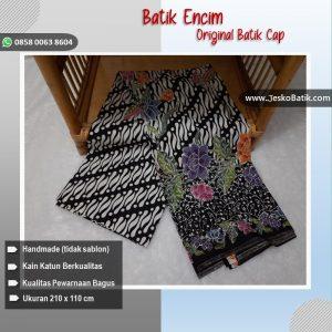 batik encim motif parang bunga