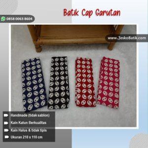 jual kain batik garutan motif kawung terbaru